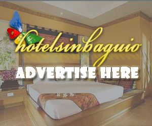 baguio city ads space