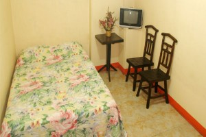 Diamond Inn Baguio - Room With CableTV