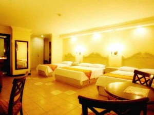 baguio hotels classic family plus room