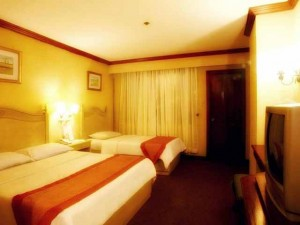 baguio hotels deluxe trio room